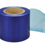BARRIER FILM 4″x6″ BLUE Roll 1200 (Medisco)