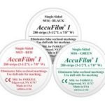 ACCUFILM I  GREEN Single-Sided (Parkell) S016