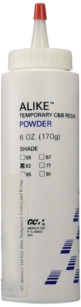 ALIKE (GC) 170 g. Powder #59 #62 #65 #67 #77 #81 (B1,A1,A2,A3,B3,A3.5)