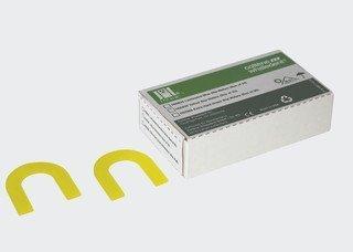 BITE WAFFERS Non-Laminated Yellow (50) (Hygenic) #H00839 (Coltene)