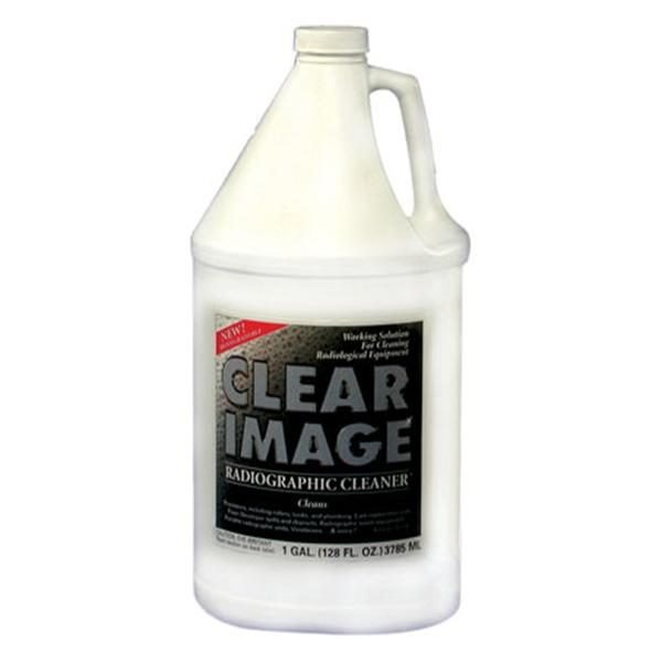 CLEAR IMAGE – RADIOGRAPHIC CLEANER – Gallon Refill   #CI-128-4
