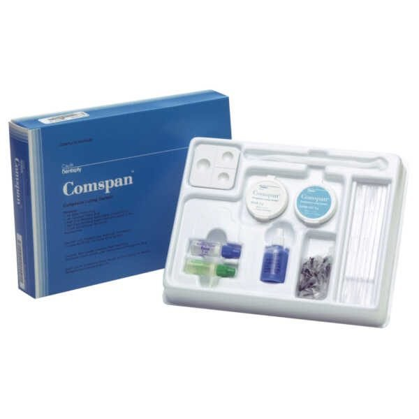 COMSPAN COMPLETE Opaque / Clear KIT (DENTSPLY)