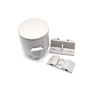 DCI Vacuum canister & both brackets