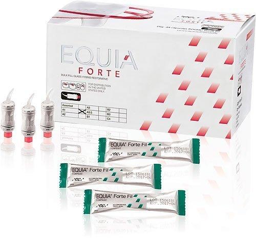 EQUIA FORTE 'A2' Box-48 (GC) #462011