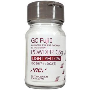 FUJI I Cement Powder LY (GC) 35 g Jar     #901008