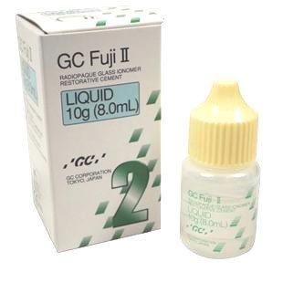 FUJI II SC LIQUID 10g                (GC) #000100