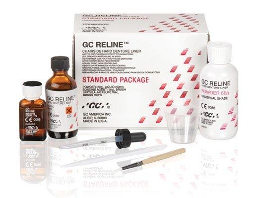 GC RELINE STD. KIT 80g'/50ml 15g' Bonding #346001