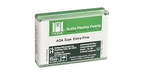 GUTTA Paper Points Pkg (Hygenic) (Coltene)