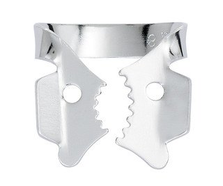 HYGENIC CLAMP #12A Winged Upper Left Molars #H02706 (Coltene)