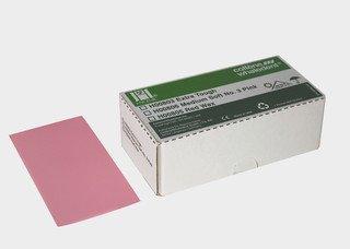 BASE PLATE Extra Tough WAX  Pink 1lb (Hygenic) #H00803 (Coltene)