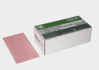 BASE PLATE Medium Soft Pink #3 1lb WAX (Hygenic) #H00806 (Coltene)