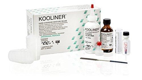 KOOLINER (GC) Pkg. 3 oz Pwd+2 oz Liq+Acc. #345001