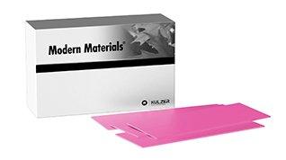 BASE PLATE PINK NO. 3 Pink 1lb. Box Waxes (Kulzer) #50093312