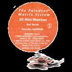 PALODENT MINI-MATRICES Pk/50     (MM02) #659020 (DENTSPLY)