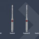 P625-0  PARA-POST 'XT'  Red .050″ (3) Drills (Coltene)