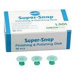 SHOFU SUPER-SNAP Fin Disk Vlt. Med. (50) / POLYSTRIPS C/M S/SF (100)