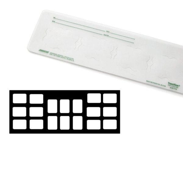 GREENE #250187 6V/8H #2 Translucent 100/Bx (DENTSPLY)