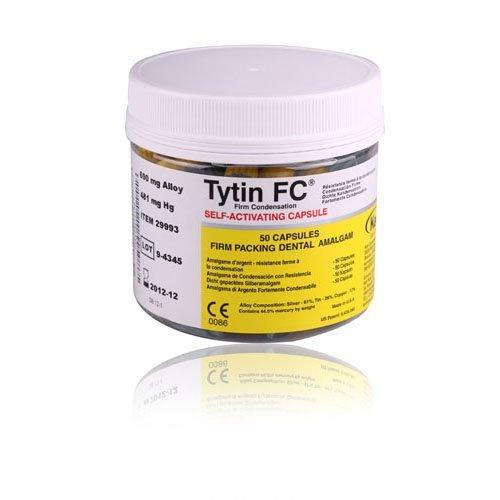 TYTIN F.C. 1/2/3 Spill  Fast/Reg Set (Kerr) Pk/50