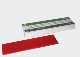 UTILITY WAX STRIPS Red 3/16×11″ (80) (Hygenic) Round #H00817 (Coltene)
