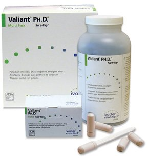 VALIANT Ph.D  1/2/3 Spill  (50) Viva.