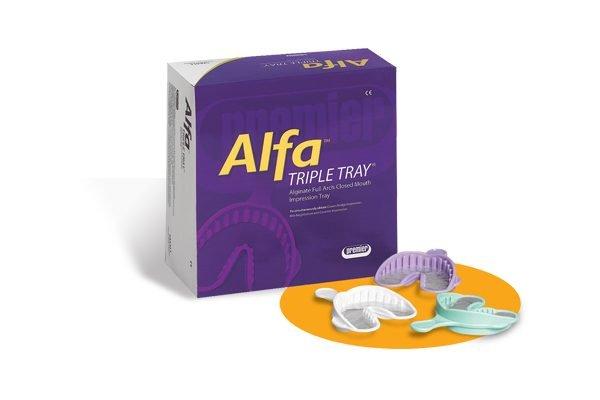 ALFA TRIPLE TRAYS 24/Bx