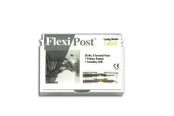 FLEXI POST S/S Pk/30 +2 Reamer (EDS)