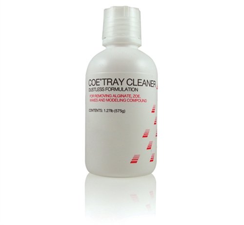 COE  TRAY CLEANER 1.27 lb Bottle     (GC) #250010