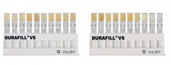 DURAFIL VS Shade Guide (19 Shades) #66000046 (Kulzer)