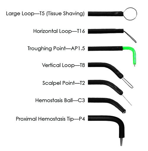 ELECTRODE #C3    Hemostasis Ball For ELECTROSURGE (Parkell)