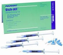 ETCH-ALL #EA 4×1.2ml.Syr+8 Tips 10% (Pulpdent)