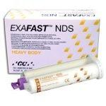 EXAFAST NDS CART. HEAVY 2x75ml+ Tips (GC) #137275