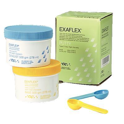 EXAFLEX PUTTY STD. PKG.              (GC) #138301