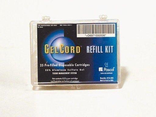 GEL-CORD REFILL KIT (Pascal) 25x.032g #15-505