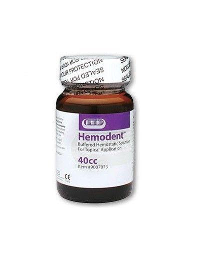 HEMODENT (Premier) Liq. 40cc #9007073