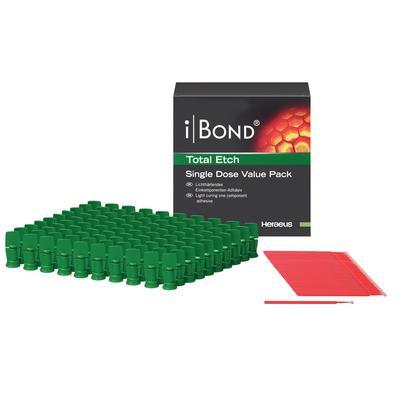 IBOND  Total Etch Single Dose ValuePack 100x.15ml  #66039870 (Kulzer)