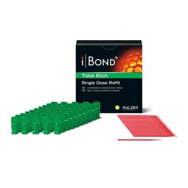 IBOND  Total Etch Single Dose 50x.15ml  #66040093 (Kulzer)