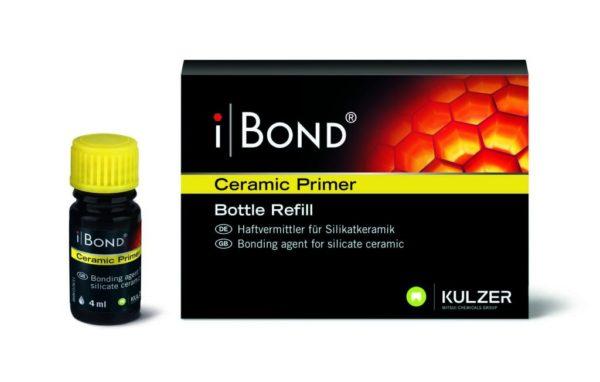 IBOND  Ceramic Primer  4ml Bottle  (Kulzer) #66061416