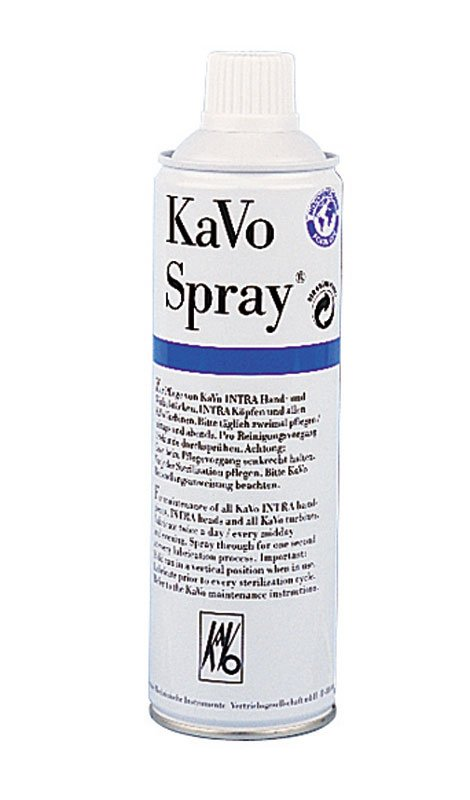 KAVO  SPRAY   Lubricant 500 ml Can Refill