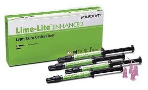 LIME LITE Enhanced KIT (Pulpdent) 4×1.2ml+8Tips #LLE