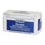 MARCAINE .5% HCl 1:200000 w/Epi 50 Carp. 809-0029