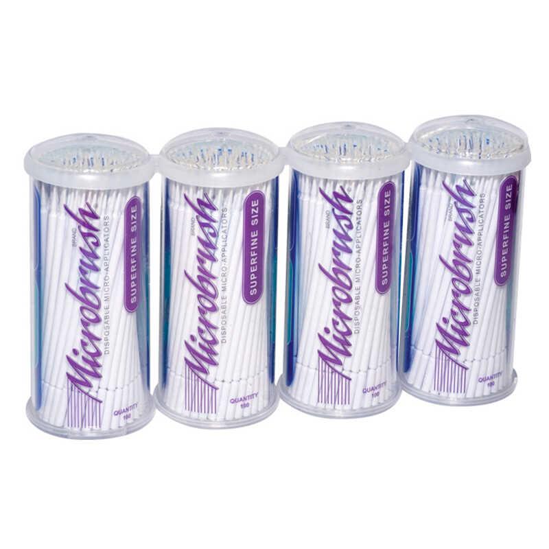 MICROBRUSH APPLI.  S.F White  (400) Tubes #MSF400