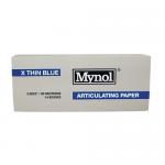 MYNOL  Blue X Thin  63Mic. 14 Books #11001