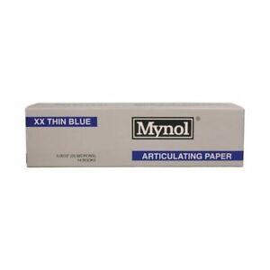 MYNOL  Blue XX Thin 37Mic. 14 Books #11002