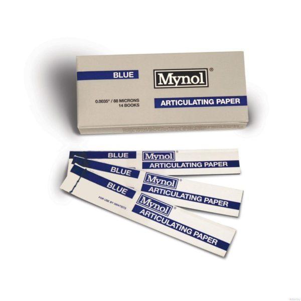 MYNOL  Blue Thin   88Mic. 14 Books #11003