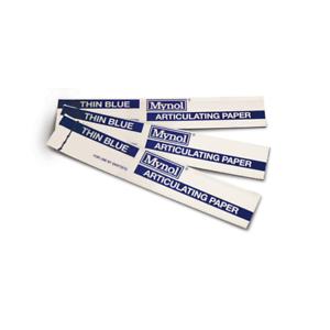 MYNOL  Red/Blue Strips  63Mic. 14 Books #11009