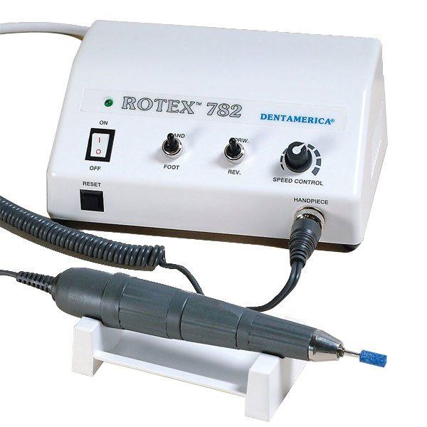 ROTEX #782  ELECTRIC MICRO MOTOR (Dentamerica)