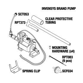 RPI #SCP050 Water Pump