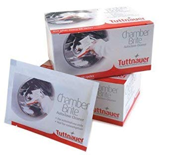 TUTTNAUER  CHAMBER BRITE 10 Packets  #CB0010