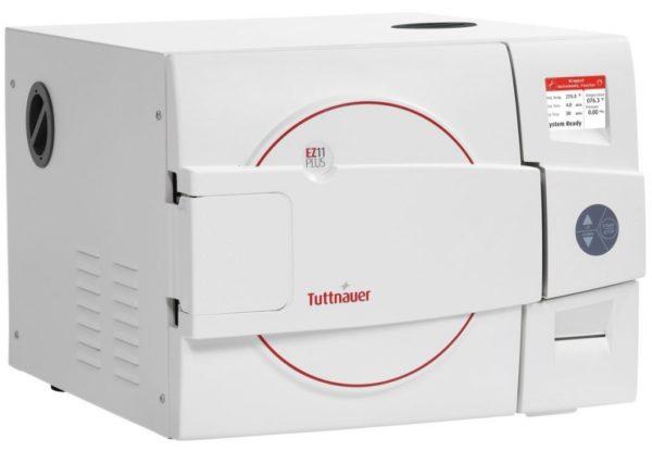 TUTTNAUER  EZ11PLUS-P w/Printer  Fully Automatic Autoclave 11″x19.8″ 110V