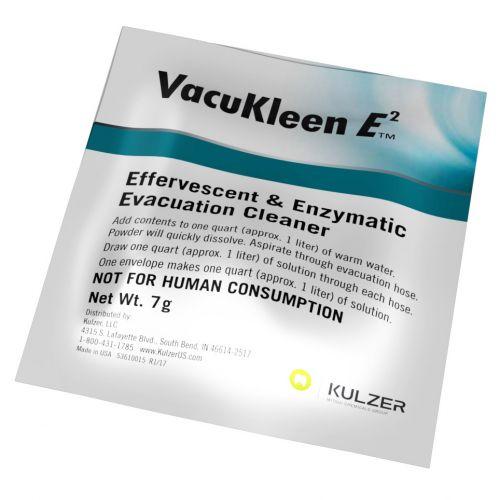 VACUKLEEN-E Sq  7g x140 PACKET (Kulzer) #50036101